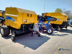 uus ruloonpress New Holland BR6090