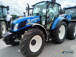 uus New Holland T5.95 4WD