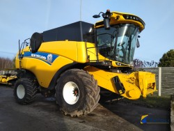 uus New Holland CX8.80 SL