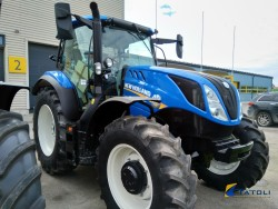 uus New Holland T6.160 ElectroCommand low-roof