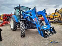uus New Holland T5.95 koos esilaaduriga MX U406