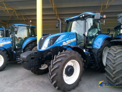 uus New Holland T6.180 ElectroCommand