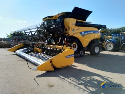 uus New Holland FlexDraper heeder 9.1m