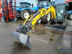 uus New Holland ekskavaator E37C