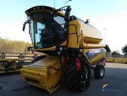 uus New Holland TC5.70 koos 5,2 heedriga