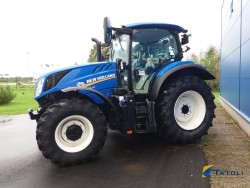 uus New Holland T6.180 ElectroCommand low-roof