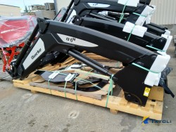 uus esilaaduri komplekt Quicke Q6M (raamid, hüdraulika, laadur)