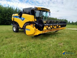 uus New Holland CX6.90 RS koos 6,6 Vario heeder