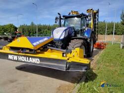 uus esiniiduk New Holland F360P (muljuriga)