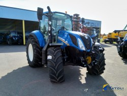 uus New Holland T5.120 ElectroCommand 4WD