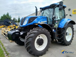 uus New Holland T7.230 AutoCommand 50Eco