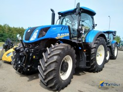 uus  New Holland T7.275 HD AutoCommand 50Eco