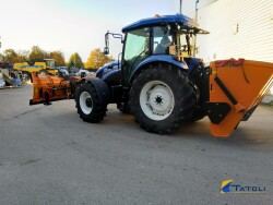 uus New Holland TD5.115 4WD
