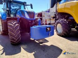 lisaraskused tööriistakastiga 500kg kuni 3000 kg