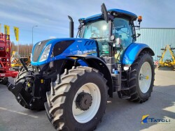 uus New Holland T7.245 AutoCommand 50eco
