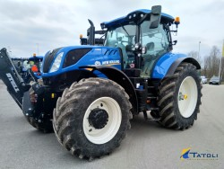 uus New Holland T7.270 AutoCommand 50Eco