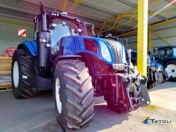 uus New Holland T8.410 AC Genesis