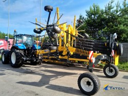 uus vaalutaja New Holland Prorotor C760