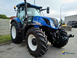 uus New Holland T6.180 ElectroCommand 40Eco