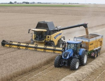 New Holland traktorid ja kombainid