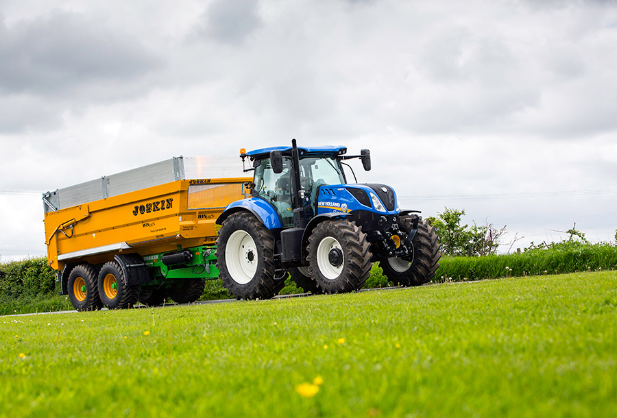 New Holland T7 SWB